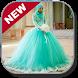 Muslim Wedding Dress by Peli Ngacengan