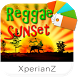 Reggae Sunset for XperianZ™ by Rooty Pict