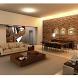 Duplex House Interior Design by ASoftTech