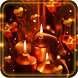 Love Gold Hearts LWP by Live Wallpaper Exellent