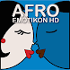 AFRO Emoticon II by Small-world Co., Ltd.