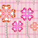 Jewelry Clover by Panasonic Mobile Communications