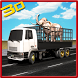Wild Animal Transport Truck 3D by Soul Colorx