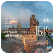 Mexico City weather widget by Widget Dev Labs