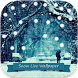 Snow Fall Live Wallpaper by fineart