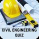 Civil Engineering Quiz by Harikrishna Vallakatla