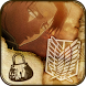 Attack on titan-LEVI-LOCK APP by NOS Inc.