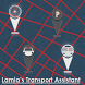 Lamia Transport Assistant by Gnosis Computers