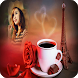 Good Morning Photo Frame New by ZiyOne Apps