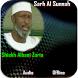 Albani Zaria Sarh Al Sunnah by JACOAPPS