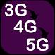 2G 3G 4G 5G Converter switcher speed booster PRANK by gameforfan