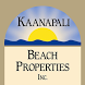 Kaanapali Beach Properties by Glad to Have You, Inc.