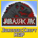Jurassic Craft for Minecraft by Kraftingmaps