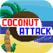 Coconut Attack by Stan Mihai