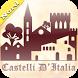 Castelli Nord Italia by Roberto Aiello