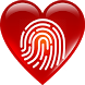 Fingerprint Love Test Scanner by LittlesMore Studio