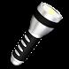 원터치 플래시라이트 - flash light on