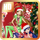 Christmas Winx Wallpapers Club HD 2018 by Andromediatama