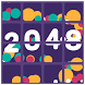 2048 New Puzzle Game 2017:2048 Animated Puzzle 17 by BOW SHOCK GAME STUDIO
