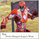 TIPS Power Rangers Legacy Wars by Drawnow