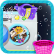 Kids Laundry Wash & Clean Up by FrolicFox Studios
