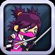 Ninja Girl Rush by IRUOBApp