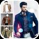 Men Fashion Selfie Camera by Kelupis