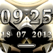 MARQUE Digital Clock Widget