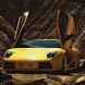 Puzzles Lamborghini Murcielago by vascvaz