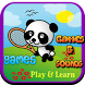 Panda Games For Kids Free by Web Solutions And Developers
