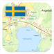 Sweden Topo Maps by ATLOGIS Geoinformatics GmbH & Co. KG