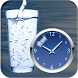 Water Drink reminder Water Intake Hydro Coach by BlackSpare