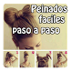 Peinados faciles paso a paso by Entertainment LTD Apps