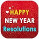 New Year Resolution Frames by Pluto Apps