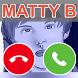 Fake Phone Call From Matty B by GungumDev