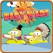 Raft Baby Gun - Battle Wars by Turltes Inc
