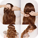 Easy Hairstyles step by step by Chatindianapps