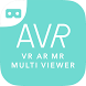 AVR (AR,VR,MRマルチビューアー) by cs-reporters, Inc.