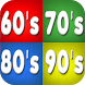 60s 70s 80s 90s 00s Music hits by Golden Best apps