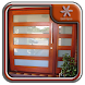 Modern Glass Entry Door by Quill Spray