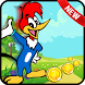 Super Woody Run Adventure woodpecker by kiddsgame-adventure