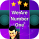 We are Number One Piano Tiles by Fanyo