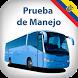 Prueba de Manejo - Buses by Webrich Software