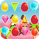 Magic Gems Jewels Mania 2 by Addicting games