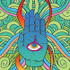 Hamsa Hand Wallpaper