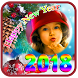 New Year Photo Frames 2018 by MVLTR Apps