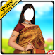 Women Traditional Saree Suit by Apps Drive