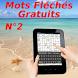 Mots Fléchés Gratuits N°2 by Aragon-Soft