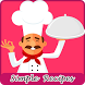 Recipe Food and Drink Simple by Armon Dev