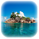 Tropical island by LWPPRODUCTION